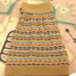 M Missoni Sz 40 knit skirt